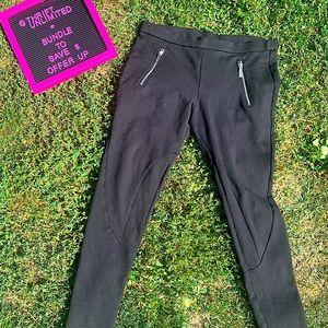 MICHEAL KORS high rise dressy leggings